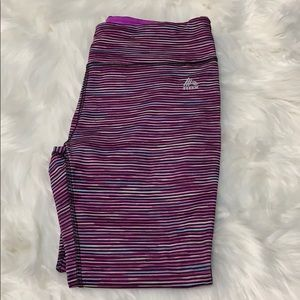 RBX Cropped Workout Leggings